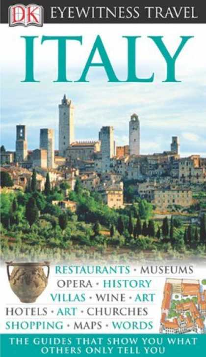 Bestsellers (2006) - Italy (Eyewitness Travel Guides) by DK Publishing