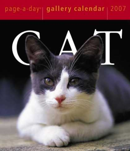 Bestsellers (2006) - Cat Gallery Calendar 2007 (Page-A-Day Gallery Calendars) by Workman Publishing C