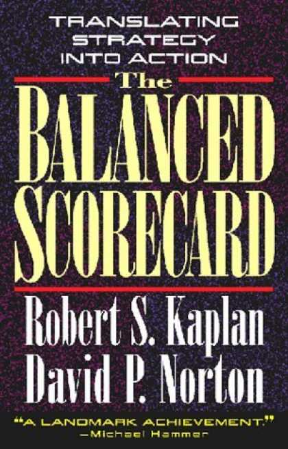 Bestsellers (2006) - The Balanced Scorecard: Translating Strategy into Action by Robert S. Kaplan