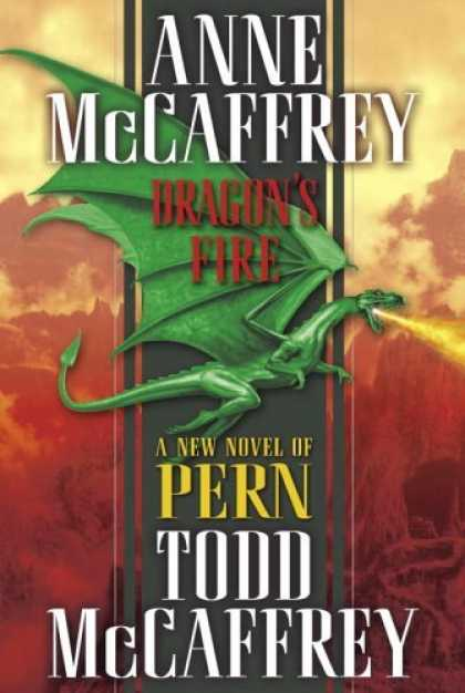 Bestsellers (2006) - Dragon's Fire (The Dragonriders of Pern) by Anne McCaffrey