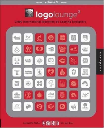 Bestsellers (2006) - LogoLounge 3: 2,000 International Identities by Leading Designers (LogoLounge) b