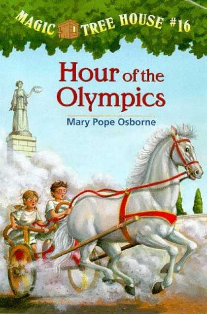 Bestsellers (2006) - Hour of the Olympics (Magic Tree House #16) (A Stepping Stone Book(TM)) by Mary