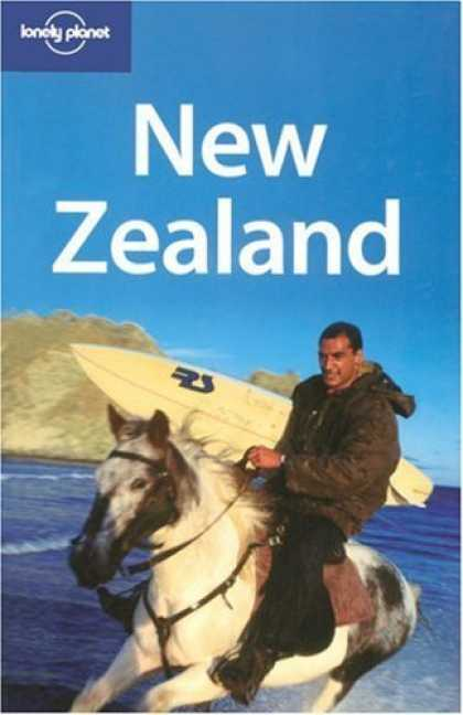 Bestsellers (2006) - Lonely Planet New Zealand by Carolyn Bain