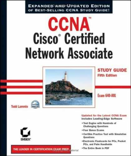 Bestsellers (2006) - CCNA: Cisco Certified Network Associate Study Guide, 5th Edition (640-801) by To