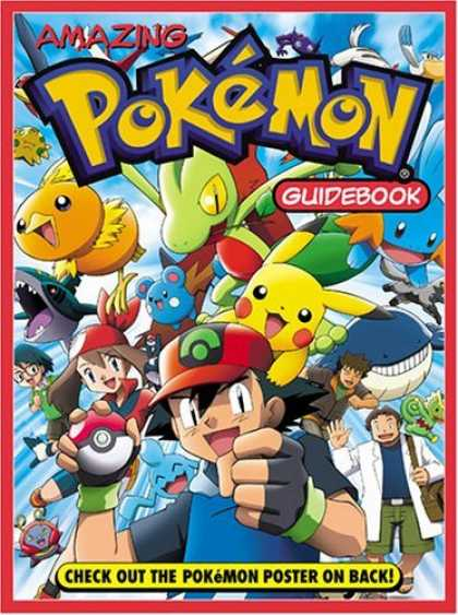 Bestsellers (2006) - Pokemon Guide Book by Modern Publishing