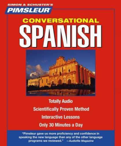 Bestsellers (2006) - Conversational Spanish: Learn to Speak and Understand Spanish with Pimsleur Lang