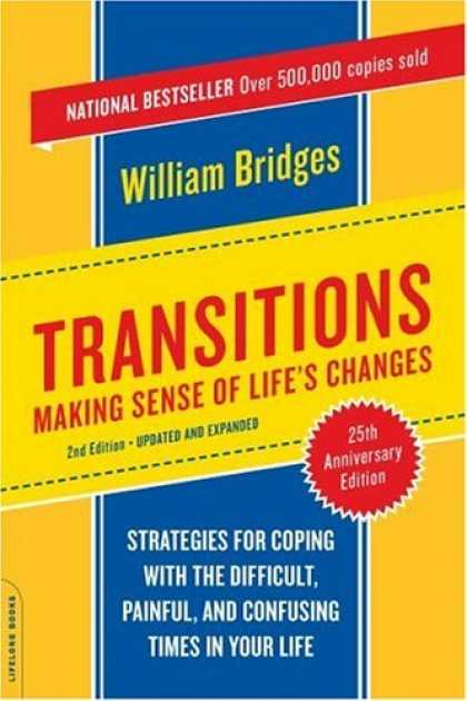 Bestsellers (2006) - Transitions: Making Sense of Life's Changes, Revised 25th Anniversary Edition by