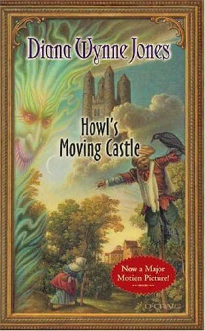 Bestsellers (2006) - Howl's Moving Castle by Diana Wynne Jones