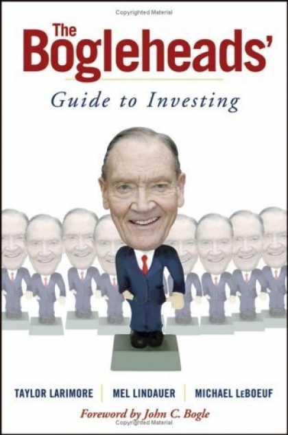 Bestsellers (2006) - The Bogleheads' Guide to Investing by Taylor Larimore