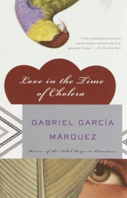 Bestsellers (2006) - Love in the Time of Cholera by Gabriel Garcia Marquez