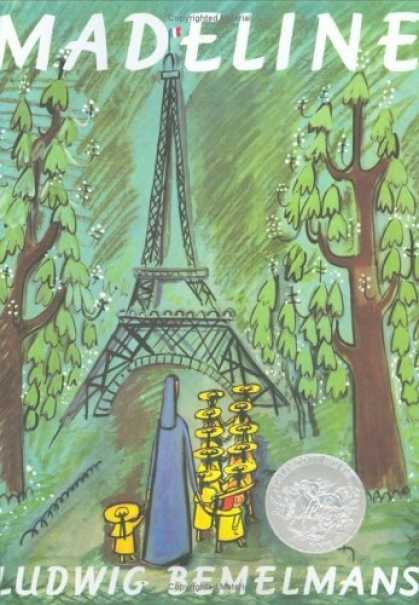 Bestsellers (2006) - Madeline, Reissue of 1939 edition by Ludwig Bemelmans Author And Illustrator