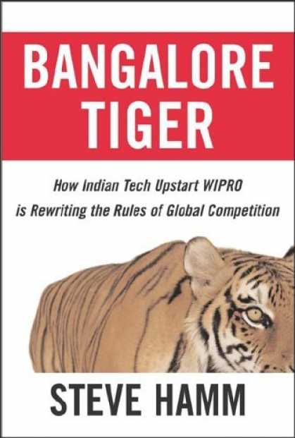 Bestsellers (2006) - Bangalore Tiger by Steve Hamm