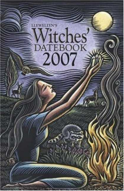 Bestsellers (2006) - 2007 Witches' Datebook (Witches' Datebook) by Llewellyn
