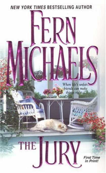 Bestsellers (2006) - The Jury (Revenge of the Sisterhood (Paperback)) by Fern Michaels