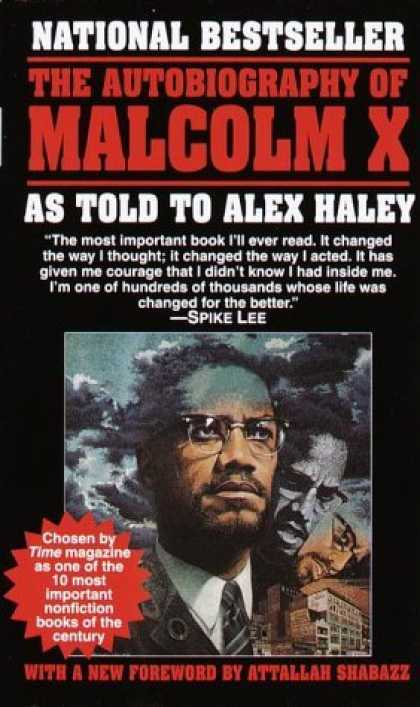 Bestsellers (2006) - The Autobiography of Malcolm X : As Told to Alex Haley by