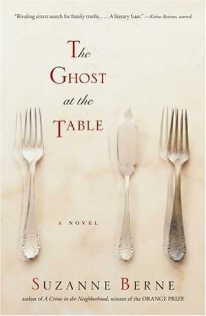 Bestsellers (2006) - The Ghost at the Table: A Novel (Shannon Ravenel Books (Hardcover)) by Suzanne B
