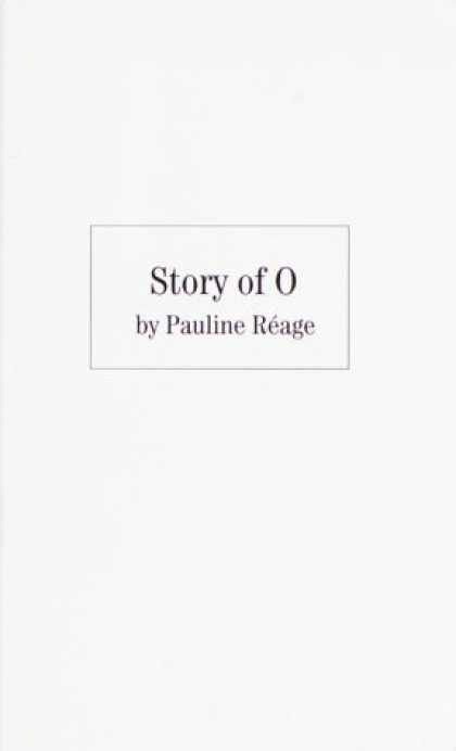 Bestsellers (2006) - Story of O by Pauline Reage