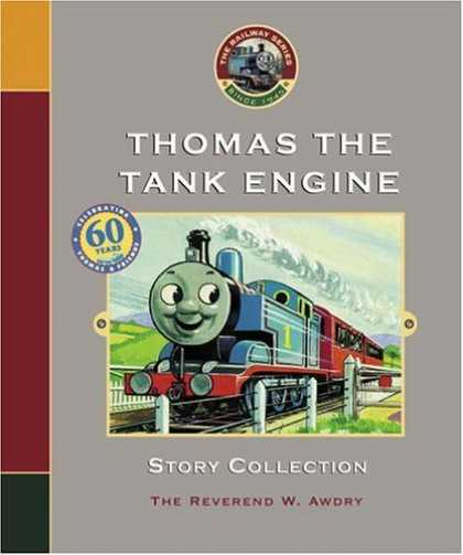 Bestsellers (2006) - Thomas the Tank Engine Story Collection (Railway Series) by W. Rev Awdry