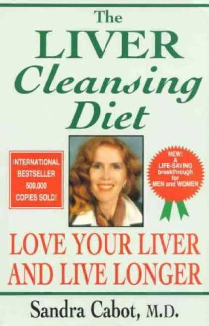 Bestsellers (2006) - The Liver-Cleansing Diet by Sandra Cabot