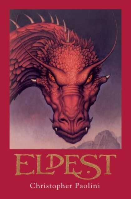 Bestsellers (2006) - Eldest (Inheritance, Book 2) by Christopher Paolini