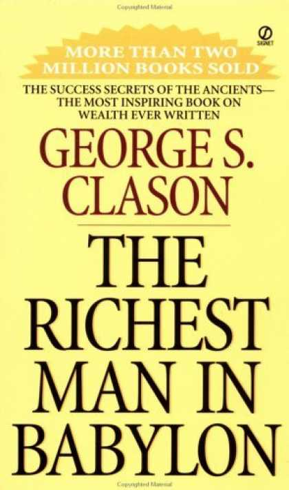 Bestsellers (2006) - Richest Man in Babylon by George S. Clason