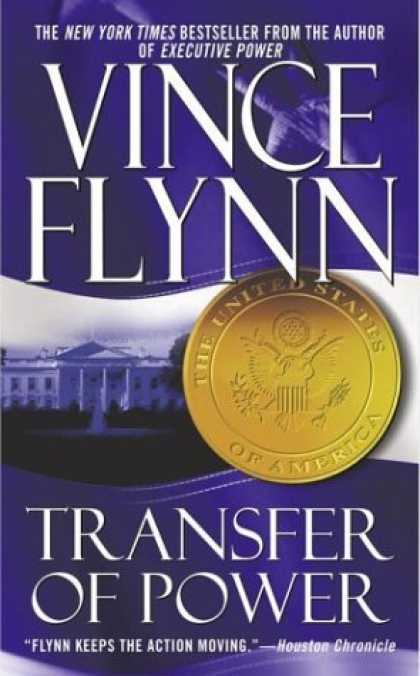 Bestsellers (2006) - Transfer of Power by Vince Flynn