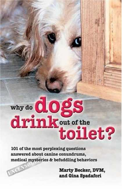 Bestsellers (2006) - Why Do Dogs Drink Out of the Toilet?: 101 of the Most Perplexing Questions Answe