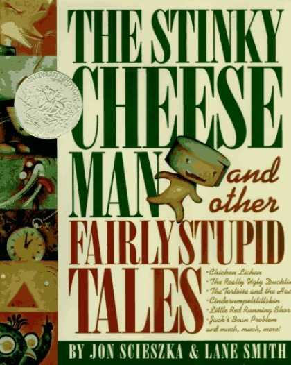 Bestsellers (2006) - The Stinky Cheese Man and Other Fairly Stupid Tales by Jon Scieszka
