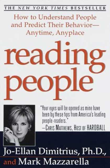 Bestsellers (2006) - Reading People: How to Understand People and Predict Their Behavior- -Anytime, A