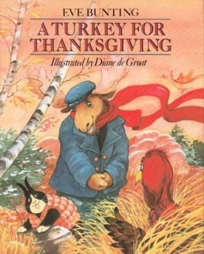 Bestsellers (2006) - A Turkey for Thanksgiving by Eve Bunting