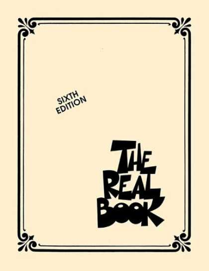 Bestsellers (2006) - The Real Book: Sixth Edition - C Instruments by