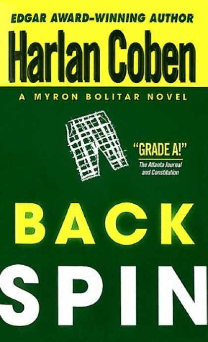 Bestsellers (2006) - Back Spin (Myron Bolitar Mysteries (Paperback)) by Harlan Coben