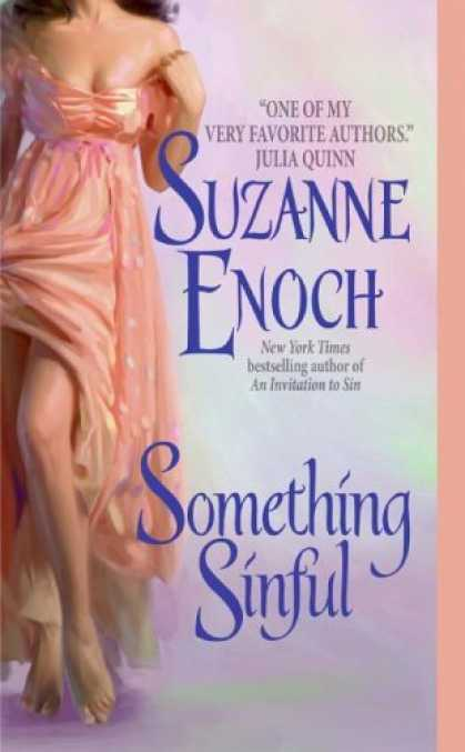 Bestsellers (2006) - Something Sinful by Suzanne Enoch