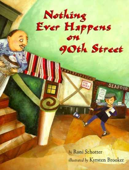 Bestsellers (2006) - Nothing Ever Happens On 90th Street by Roni Schotter
