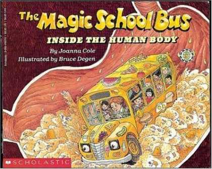 Bestsellers (2006) - The Magic School Bus Inside the Human Body (Magic School Bus) by Joanna Cole