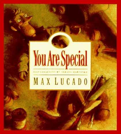 Bestsellers (2006) - You Are Special by Max Lucado