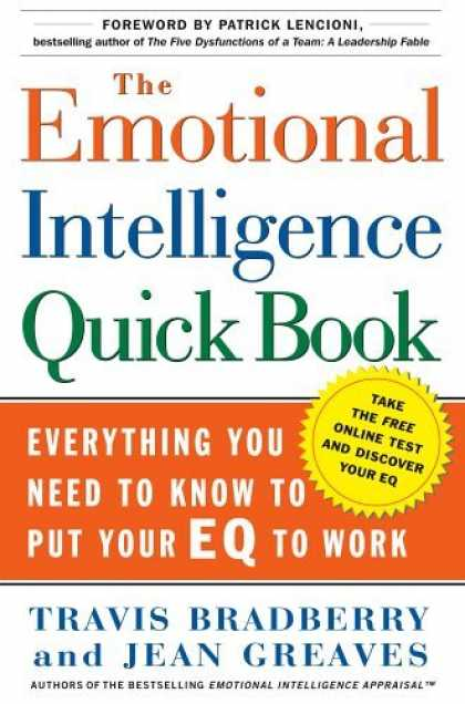 Bestsellers (2006) - The Emotional Intelligence Quick Book by Travis Bradberry