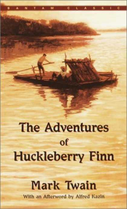 Bestsellers (2006) - The Adventures of Huckleberry Finn (Bantam Classics) by Mark Twain