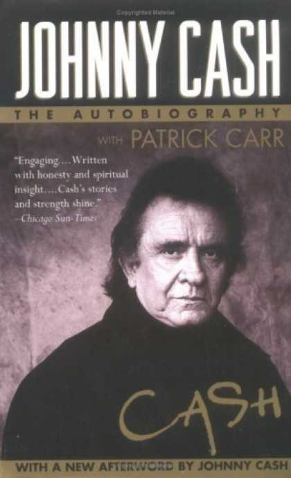 Bestsellers (2006) - Cash: The Autobiography by Johnny Cash