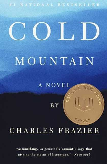 Bestsellers (2006) - Cold Mountain: A Novel by Charles Frazier
