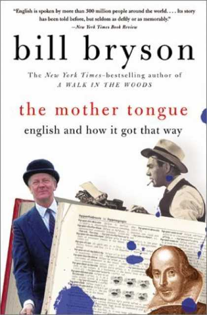Bestsellers (2006) - The Mother Tongue by Bill Bryson