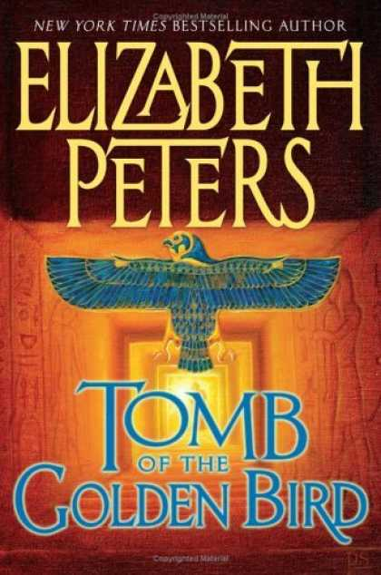Bestsellers (2006) - Tomb of the Golden Bird (Amelia Peabody Mysteries) by Elizabeth Peters