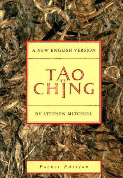 Bestsellers (2006) - Tao Te Ching by Stephen Mitchell