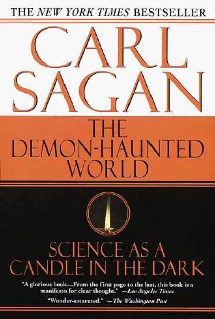 Bestsellers (2006) - The Demon-Haunted World: Science as a Candle in the Dark by Carl Sagan