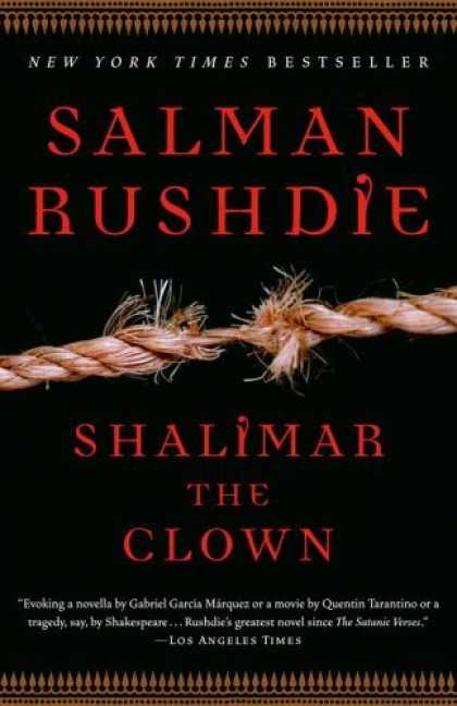 Bestsellers (2006) - Shalimar the Clown: A Novel by Salman Rushdie