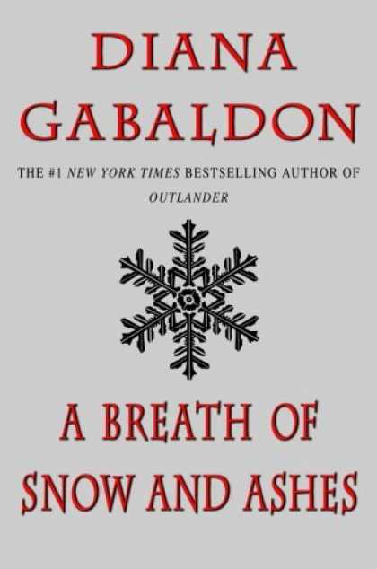Bestsellers (2006) - A Breath of Snow and Ashes (Outlander) by Diana Gabaldon
