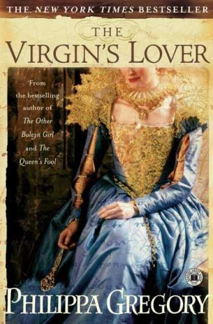 Bestsellers (2006) - The Virgin's Lover by Philippa Gregory