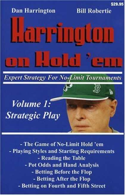 Bestsellers (2006) - Harrington on Hold 'em Expert Strategy for No Limit Tournaments, Vol. 1: Strateg