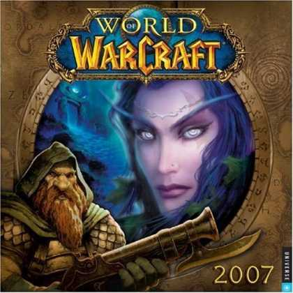 Bestsellers (2006) - World of Warcraft: 2007 Wall Calendar by Universe Publishing