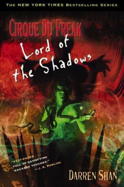 Bestsellers (2006) - Cirque Du Freak #11: Lord of the Shadows: Book 11 in the Saga of Darren Shan (Ci